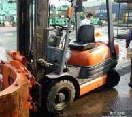 上海中力叉车
