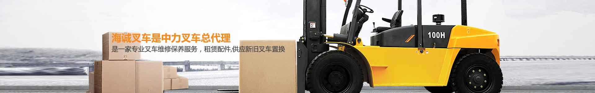 宁波中力叉车